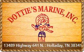 dottiesmarine.com logo
